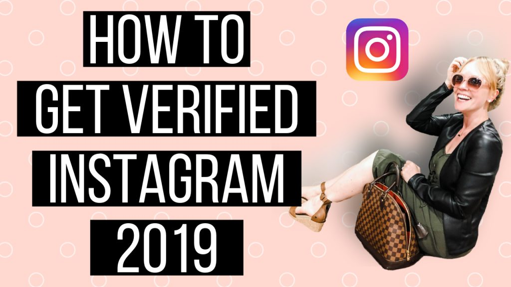 how to get verified on instagram with the blue check mark