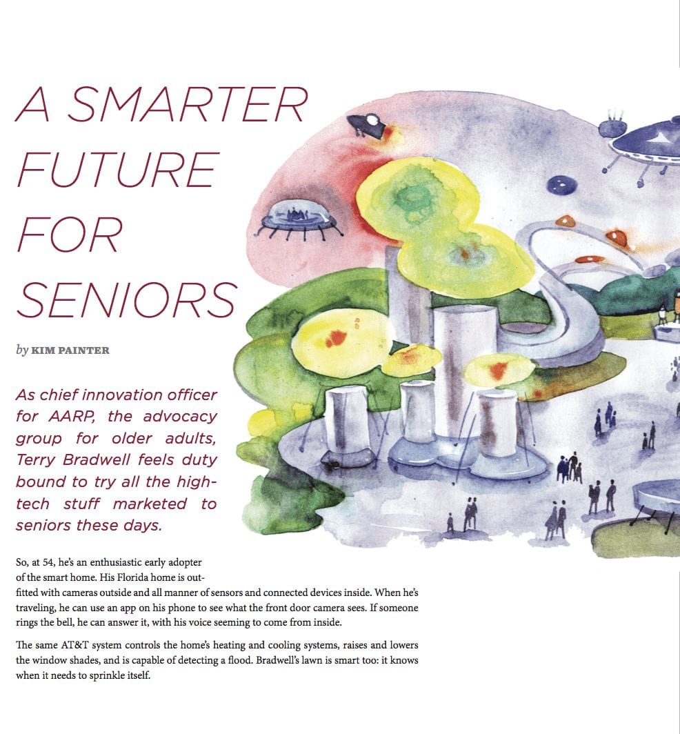 A Smarter Future For Seniors