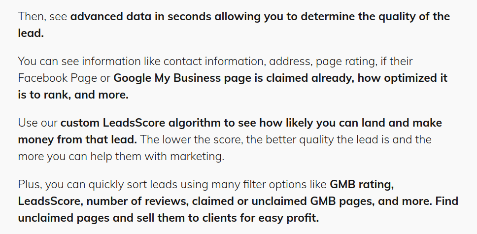 1x1 impression lead gorilla dont pay for your google my business listing
